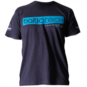 T-shirt Baltictech '17